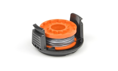 ALM QT486 Spool cover and spool and line