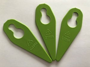 ALM GT096 Plastic blades