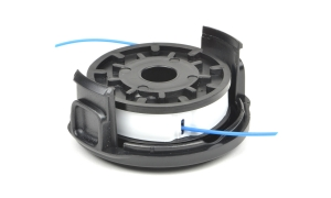 ALM EH451 Spool and line and spool cover