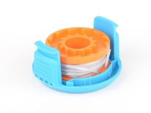 ALM MC486 Spool cover and spool and line